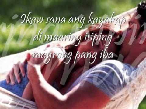 Sana Nga Ikaw Na by The Company with lyrics