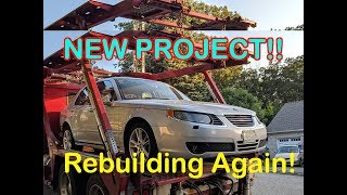 NEW COPART REBUILD PROJECT! - Part 9 How to Save Saab