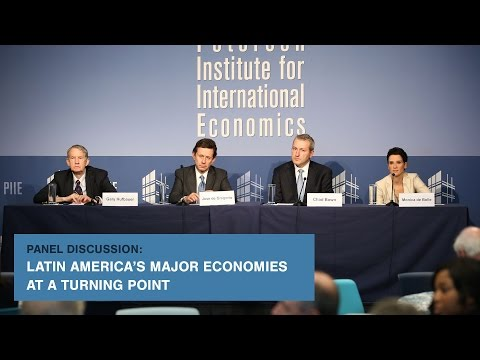 Panel Discussion: Latin America's Major Economies at a Turning Point