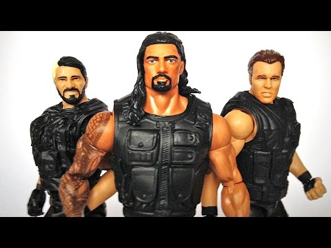 ROMAN REIGNS WWE Elite Collection Series 26 Action Figure Review