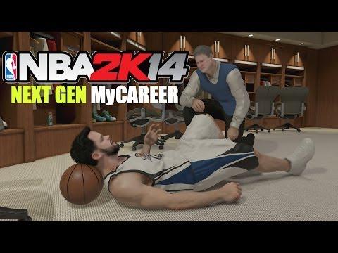 NBA 2K14 (PS4) Wally McGee MyCareer 2.0 - EP2 (Rookie Showcase Game)
