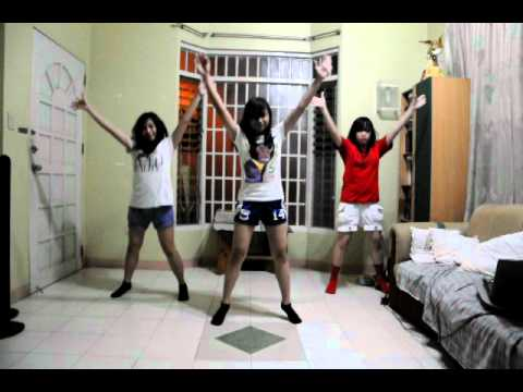 Aing (orange Caramel) - Dance Step Cover video