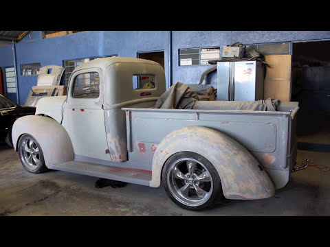 1941 Ford Truck Marthina CLASSIC GARAGE