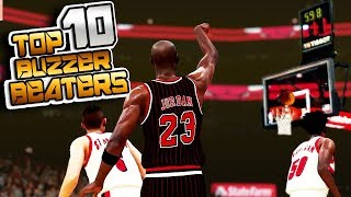 NBA 2K19 Top 10 BUZZER Beaters Of The Week #41 Clutch Game Winners!