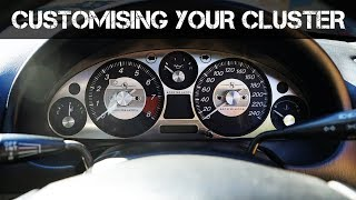 How To Customise Your Gauge Cluster