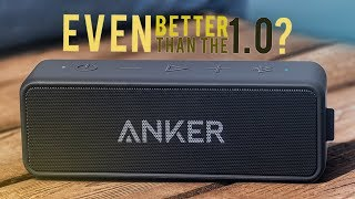 Anker SoundCore 2 vs 1 Review & Sound Test | Best Budget Bass Bluetooth Speaker of 2018?