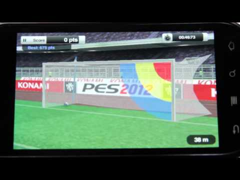 Android app review: PES 2012 Pro Evolution Soccer
