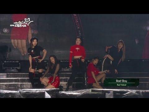 Red Velvet, INTRO+Bad Boy [2018 DREAM CONCERT]