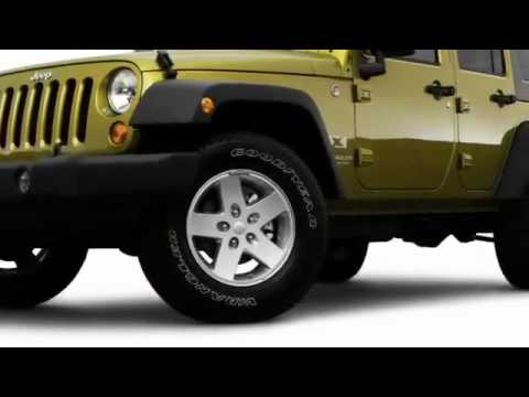 2008 Jeep Wrangler Video