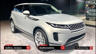 2020 Land Rover Range Rover Evoque – Redline: First Look – 2019 CAS