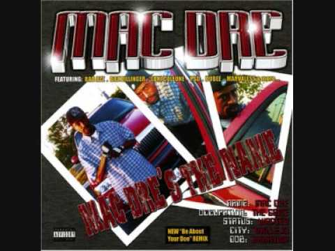 Mac Dre - Sac to the Boonies