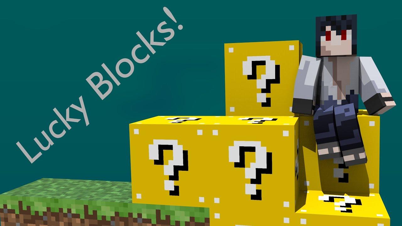 Lucky Block Lucky Blocks in 1 Command