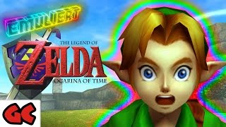 Zelda: Ocarina of Time / 3D | Emuliert