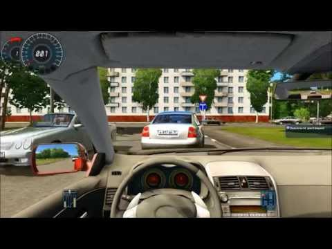 City Driving Simulator (3D Instructor 2.2)