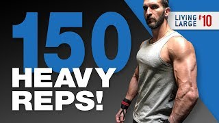 The 3 Best Exercises for Shoulders & Arms (UPPER BODY WORKOUT PROGRAM)