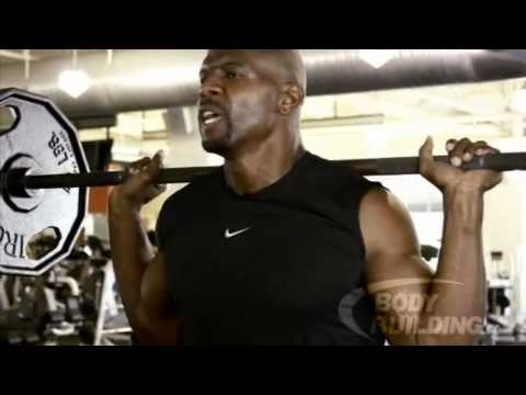 Terry Crews 24s Circuit Training Workout For The Expendables Image 1