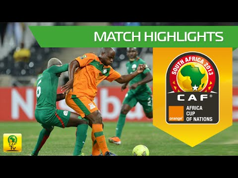 Burkina Faso - Zambia | CAN Orange 2013 | 29.01.2013