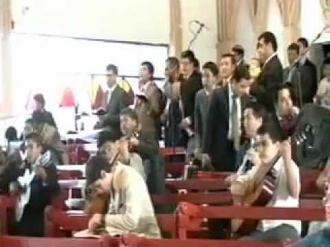 La diestra del excelso - Coros Unidos (Conferencias 2012 Jotabeche 40)