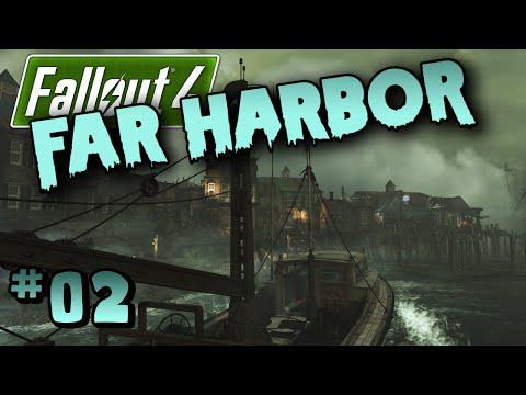 Fallout 4 Far Harbor #2 - The Fog