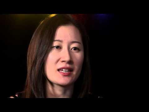 Mimi Jeong, Tänzerin - Ein Portrait von Beat D. Hebeisen