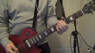 Muse | The Groove | Guitar Cover (HD)