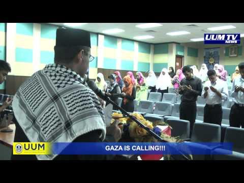 GAZA IS CALLING!!!
