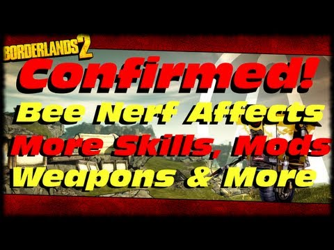 Borderlands 2 Hidden Chests - Confirmed Skill Trees, Class Mods