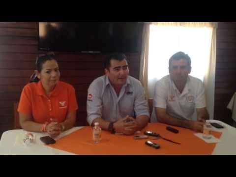 Rubén Romo Ochoa, candidato de Movimiento Ciudadano a presidente municipal de Manzanillo