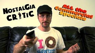 download lagu Nostalgic Commercial Specials 1-7 - Nostalgia Critic gratis