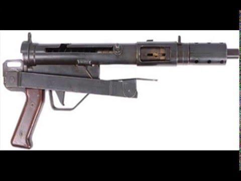 Best Sten Gun Video Ever !!