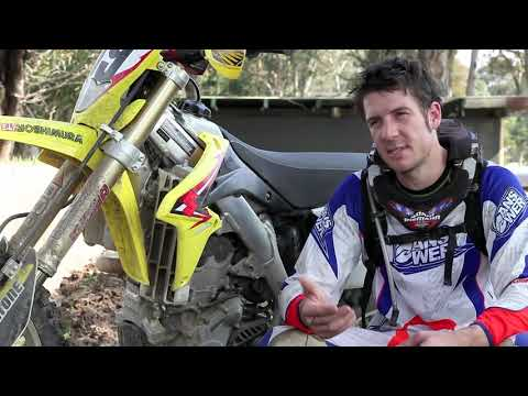 RMX450Z race-tested by Adam Riemann