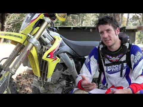 RMX450Z race-tested by Adam Riemann
