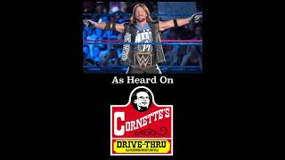 Jim Cornette on A.J. Styles