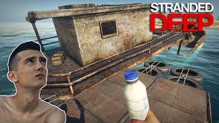 Stranded Deep #4 ☆ Odnalazłem Tytanic'a !!! Aktualizacja i zbieranie materiałów ㋡ MafiaSolec