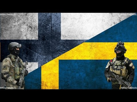 Swedish Armed Forces vs Finnish Armed Forces - Comparison (HD)