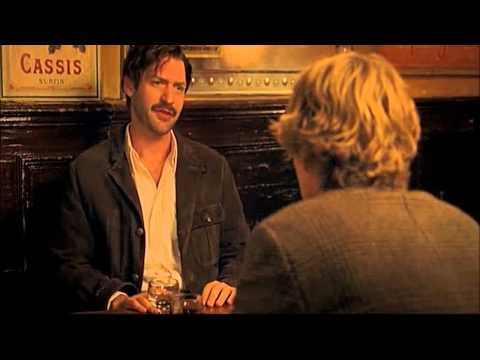 "Midnight in Paris (2011) Scene: ""What are you writing?""/'Hemingway'."