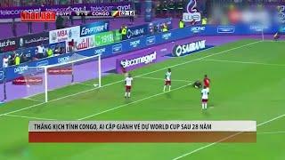 Tin Thể Thao 24h Hôm Nay (19h - 09/10): Thắng Kịch Tính Ai Cập GIành Vé Dự World Cup Sau 28 Năm