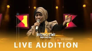 Bening Ayu Safe And Sound  Live Audition 1  Rising Star Indonesia 2016