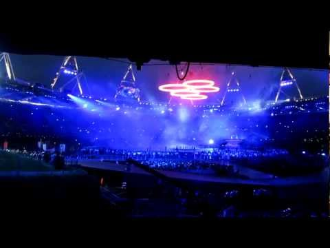 Olympic Opening Ceremony 2012 - Industrial Revolution - Live