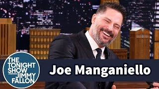 Joe Manganiello Does Impressions of Pee-wee Herman, Kermit the Frog and Arnold Schwarzenegger by : The Tonight Show Starring Jimmy Fallon