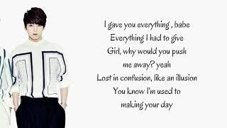 V & Jungkook - Nothing Like Us (Lyrics)