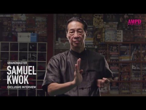 """AMPD Official Teaser """"Exclusive Interview"""" with Grand Master Samuel Kwok Wing Chun Kungfu #2016"""