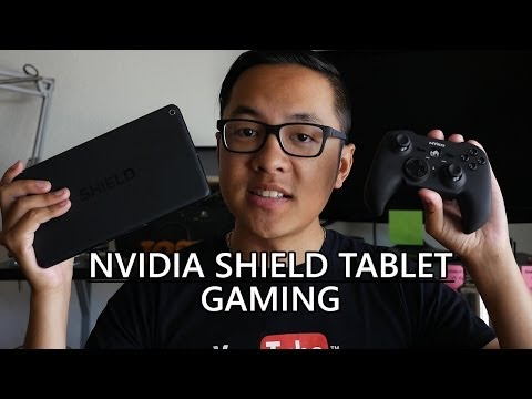NVIDIA Shield Tablet: Gaming Experience