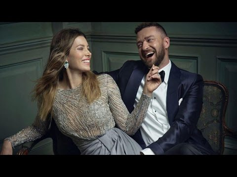 Justin Timberlake and Jessica Biel Can't Stop Laughing in Adorable Oscar After-Party Pics!