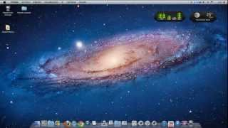 Tema Mac OSX Mountain lion para windows 7,8, vista y XP