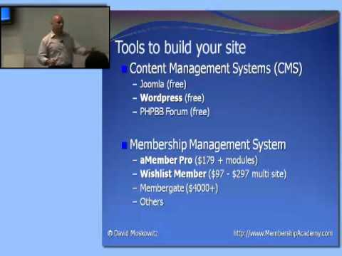 Membership Software Systems