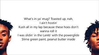 Powerglide (lyrics)- Rae Sremmurd, Swae Lee, Slim Jxmmi ft. Juicy J