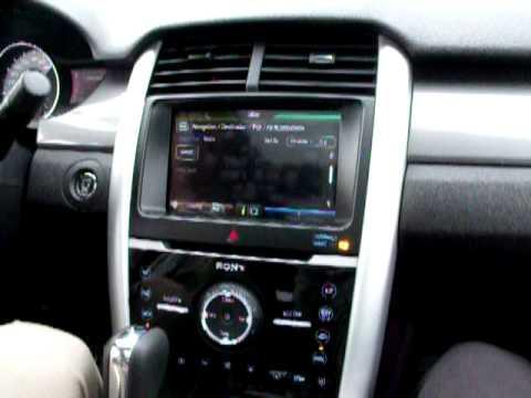 2011 Ford Edge walkaround  (My Touch)