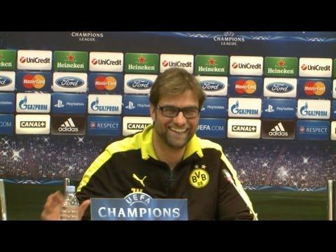 BVB Pressekonferenz vor dem Champions League Spiel Malaga CF gegen Borussia Dortmund