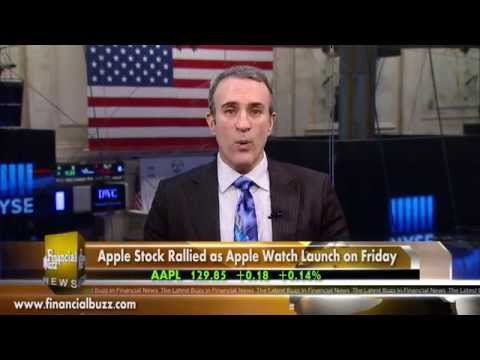 April 24, 2015 Financial News - Business News - Stock Exchange - NYSE - Market News